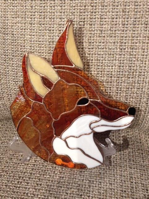 Stained Glass - Fox Form Profile