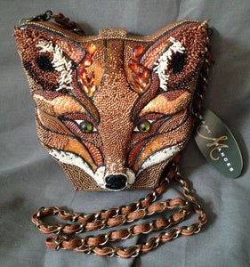 Evening Bag - Mary Francis - Sly Fox