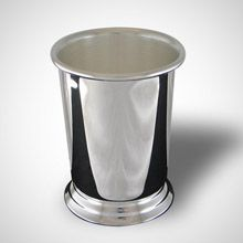 Julep Cup Silver Plate Sheridan Silver Company New