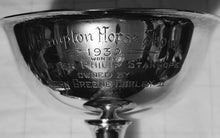 Trophy Cup from the Golden Age of Horse Shows 1932 Hampton Horse Show