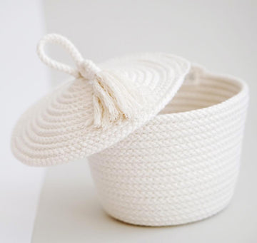 PANERA COTTON BASKET
