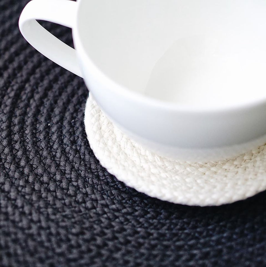 COTTON PLACEMATS & COASTERS