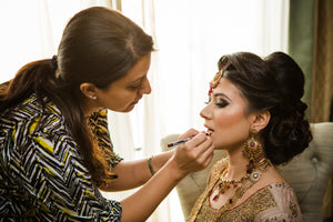 Makeup by Saba Jawad