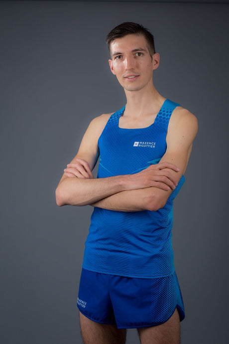 La Tenue Complète Running Bleue [Made In France]