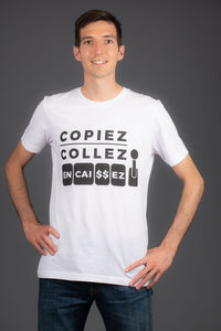 T-Shirt - Copier Coller Encaisser V1