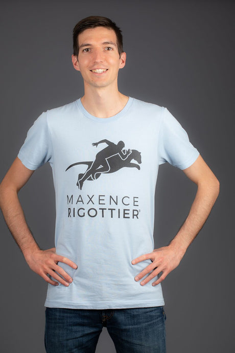 T-Shirt - T-Shirt Officiel Maxence Rigottier