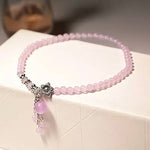 Natural Crystal Anklets