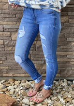 Timber Mid Rise Skinny (1-15 & XL-3X) - Rebel Threads Boutique