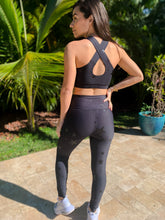 Star Foil Highwaist Leggings