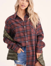 Courtney Classic Plaid Flannel