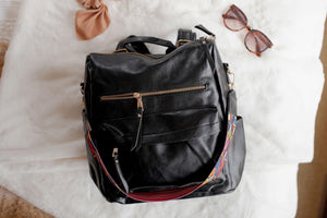 Backpack with Guitar Strap- 5 styles