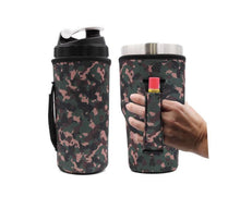 Camo 30oz Handler fits Blender Bottles & YETI - Rebel Threads Boutique