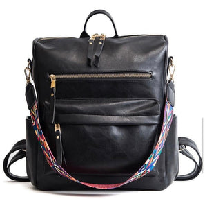 *Pre-Order* Backpack with Guitar Strap- 5 styles - Rebel Threads Boutique