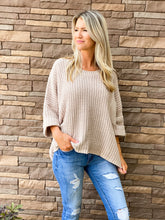 Oversized Chenille Pullover - 3 Colors