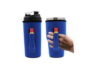Royal Blue 30oz Handler fits Blender Bottles & YETI - Rebel Threads Boutique