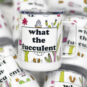 What the Fucculent Mug