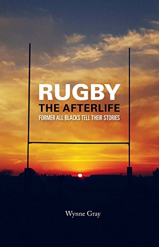 E-Book - Rugby - The Afterlife: Former All Blacks tell their stories - Rugby Gear Online