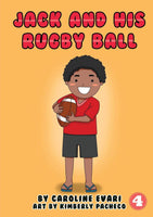 Jack And His Rugby Ball - Rugby Gear Online