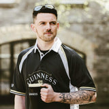 Guinness Black Made of More Rugby Jersey Black X-Large - Rugby Gear Online