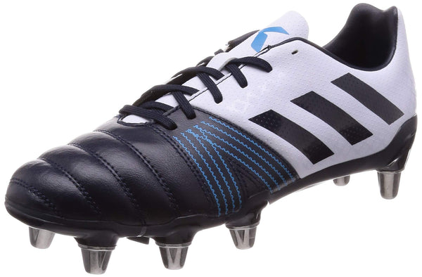 adidas Kakari SG Rugby Boots, Navy Blue Size: 8.5