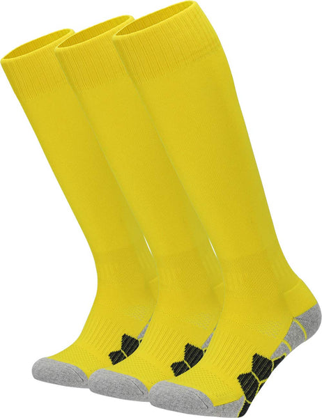 Youth Kids Adult Knee High Cotton Rugby Socks - Size S
