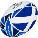 Gilbert Rugby World Cup 2019 Flag Ball - Scotland - Rugby Gear Online