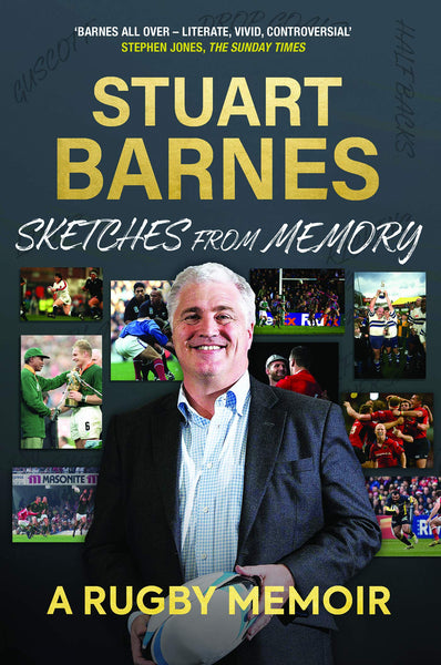 Sketches from Memory: A Rugby Memoir - Rugby Gear Online