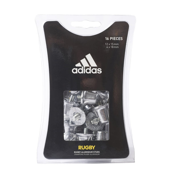 adidas Aluminum Rugby Studs, Multicolor, One Size