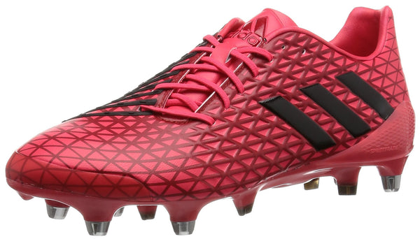 Predator Malice SG Rugby Boots - Red - Rugby Gear Online
