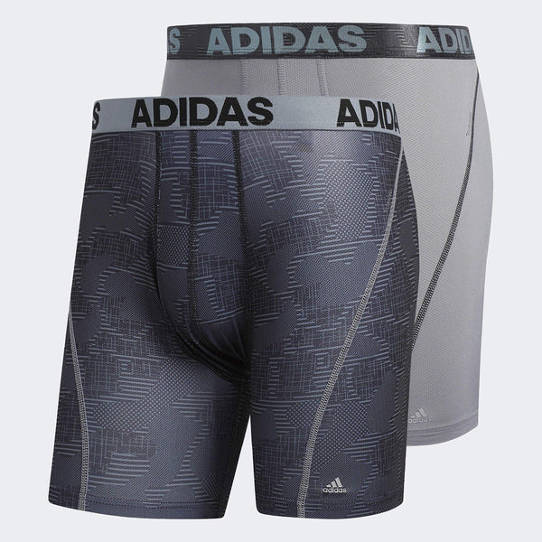 adidas Men's Sport Performance Climacool® Graphic Boxer Brief Underwear (2-Pack) - Rugby Gear Online