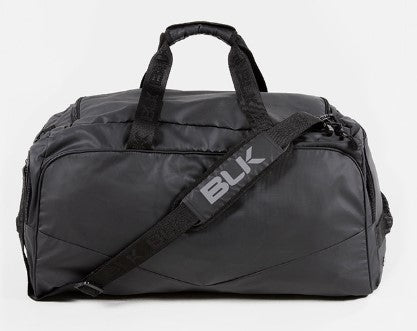 BLK Game Day Gear Bag Carbon - Rugby Gear Online