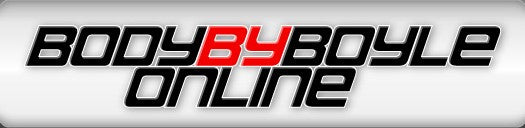 Body By Boyle Online - A Digital Course - Rugby Gear Online