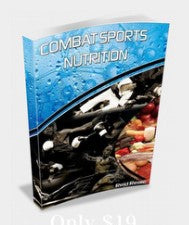Combat Sports Nutrition - Rugby Gear Online