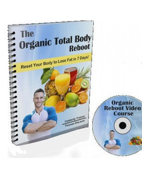 the Organic Total Body Reboot with Thomas DeLauer - Rugby Gear Online