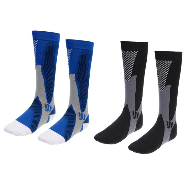 2 Pair New Mens Cool Cycling Socks - Rugby Gear Online