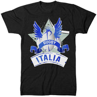 Italia Rugby Nations T Shirt 2019 Six 6 Italy Supporter Man Woman Kid Hot Summer Casual Tee Shirt - Rugby Gear Online