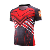 Custom Personalized  100% Polyester High Quality Unique  Men's Rugby Jerseys - Rugby Gear Online