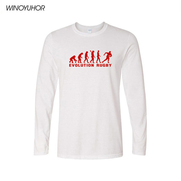d60c31c8c8 Evolution Rugby Printed Cotton T Shirt Long Sleeve – Rugby Gear Online