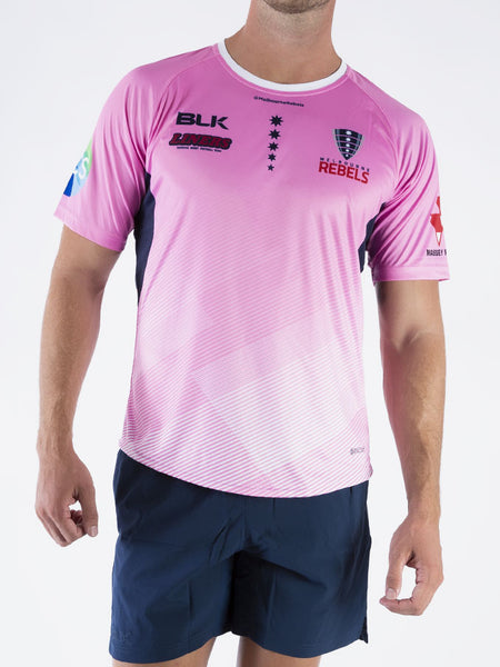 Melbourne Rebels 2020 Training Tee - Rugby Gear Online