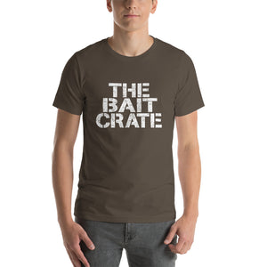 The Bait Crate Short-Sleeve Unisex T-Shirt