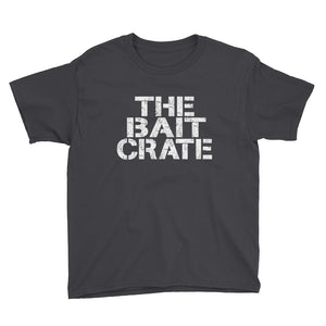 The Bait Crate Youth Short Sleeve T-Shirt