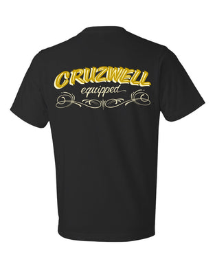 Cruzwell Equipped tee - Cruzwell Mfg