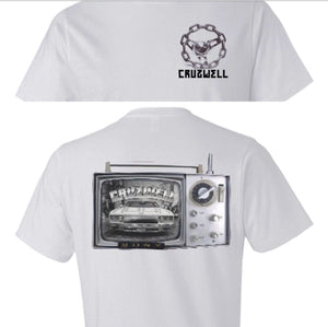 Sony TV tee - Cruzwell Mfg