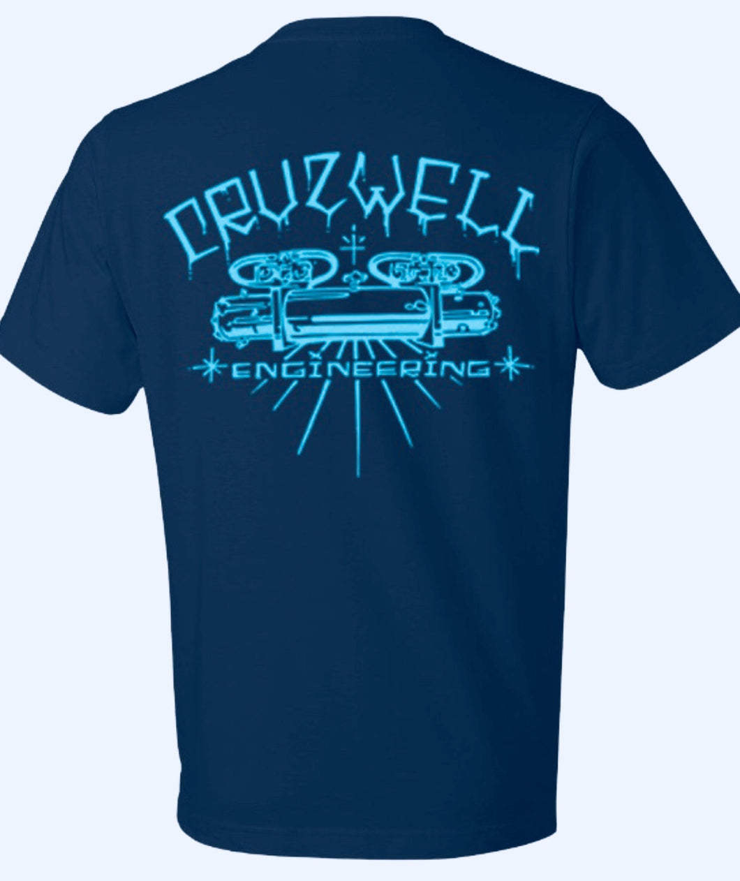 (NEW) Whammy tee - Cruzwell Mfg