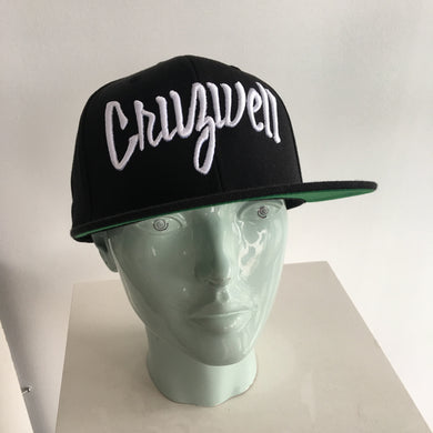 Cruzwell raised letters hat - Cruzwell Mfg