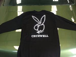Bunny Chain long sleeve tee - Cruzwell Mfg