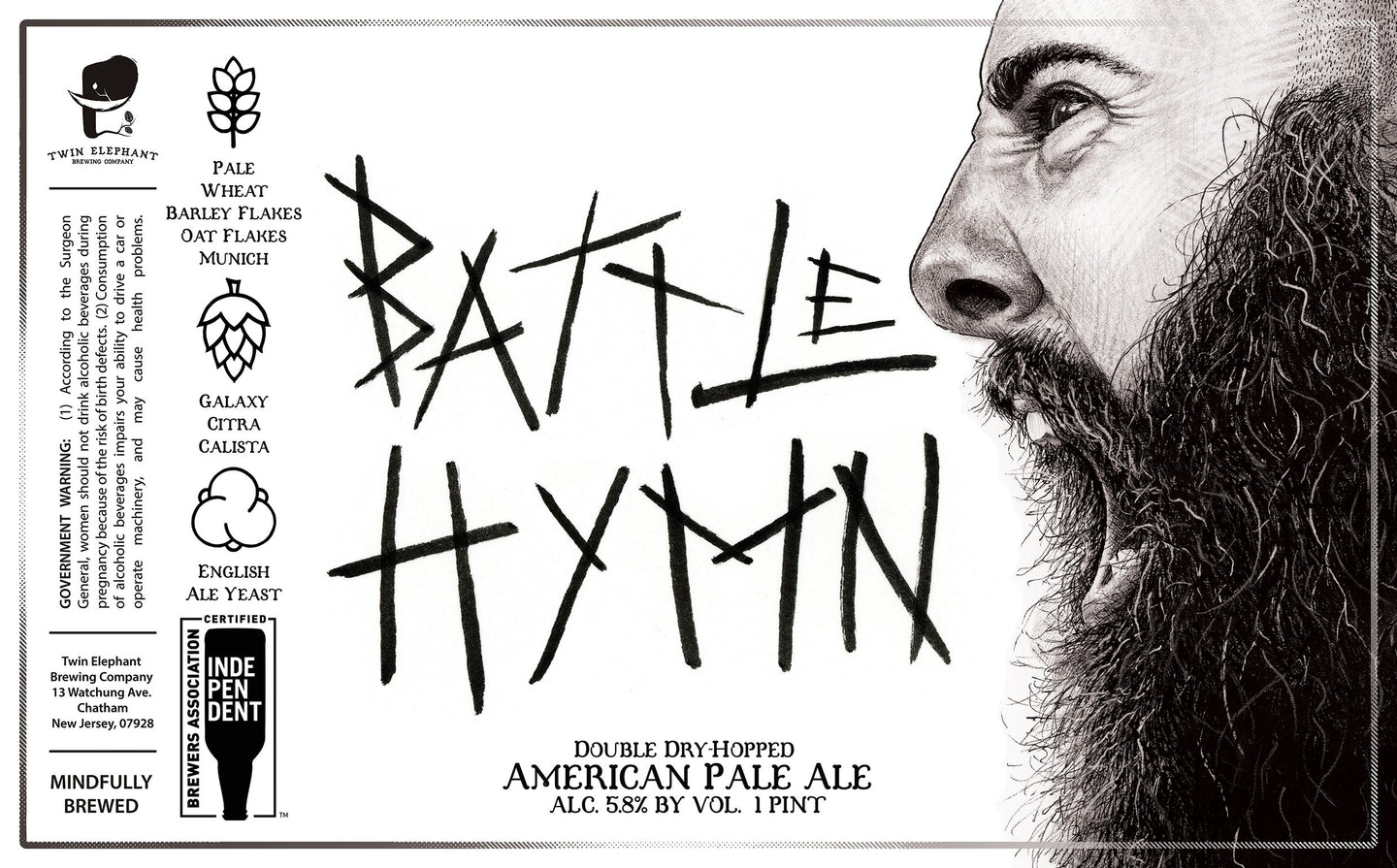 Battle Hymn - Four Pack