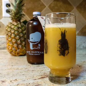 Pineapple Glass
