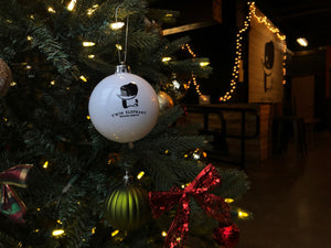 TEB Logo Ornament Ball