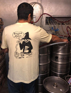 Brewed With Magic T-Shirt